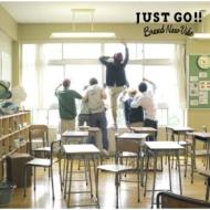 JUST GO!! (+DVD)【初回限定盤】