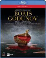 『ボリス・ゴドゥノフ』全曲 コンチャロフスキー演出、ノセダ&トリノ王立劇場、アナスタソフ、マリアネッリ、他(2010 ステレオ)