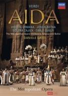 『アイーダ』全曲 フリゼル演出、ガッティ&メトロポリタン歌劇場、ウルマーナ、ボータ、他(2009 ステレオ)(2DVD)