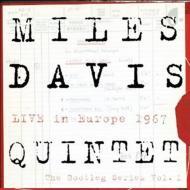 Miles Davis Quintet-live In Europe 1967-the Bootleg Series Vol1: (3CD+DVD)