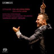 交響詩『英雄の生涯』、4つの最後の歌 ネゼ=セガン&ロッテルダム・フィル、レシュマン