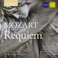モーツァルト(1756-1791)/Requiem: Christophers / Handel & Haydn Society E.watts Pancella A.kennedy Owens