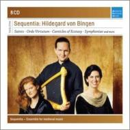 セクエンティア・プレイズ・ヒルデガルト・フォン・ビンゲン(8CD限定盤)