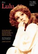 『ルル』3幕版全曲 デクスター演出、レヴァイン&メトロポリタン歌劇場、ミゲネス、リアー、他(1980 ステレオ)(2DVD)