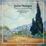 ピアノ協奏曲第2番、第4番 キルシュネライト、ポルセリーン&北ドイツ放送フィル