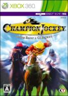 Game Soft (Xbox360)/Champion Jockey: Gallop Racer & Gi Jockey