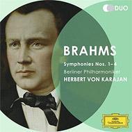 交響曲全集 カラヤン&ベルリン・フィル(1980年代)(2CD)