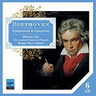 ベートーヴェン(1770-1827)/Comp. symphonies Piano Concertos: Norrington / London Classical Players M.tan(Fp)