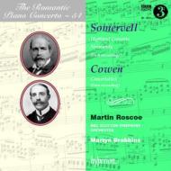サマヴェル:ピアノ協奏曲『ハイランド』、『ノルマンディー』、コーウェン:小協奏曲 ロスコー、ブラビンズ&BBCスコティッシュ響