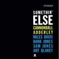 Somethin Else (180グラム重量盤レコード/waxtime)