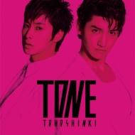 TONE 【ジャケットA 通常仕様】 (CD+DVD)