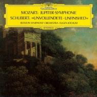 モーツァルト:『ジュピター』、シューベルト:『未完成』 ヨッフム&ボストン交響楽団(シングルレイヤー)(限定盤)