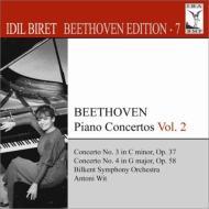 ピアノ協奏曲第3番、第4番 ビレット、ヴィット&ビルケント交響楽団