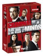 クリミナル・マインド / FBI vs.異常犯罪 シーズン5 コレクターズ BOX Part2