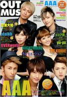MUSIQ? SPECIAL OUT of MUSIC Vol.15 GiGS 2011年10月号増刊