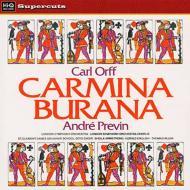 カルミナ・ブラーナ アンドレ・プレヴィン&ロンドン交響楽団 (180グラム重量盤レコード/Hi-Q Records Supercuts)