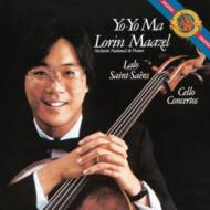 Saint-Saens Cello Concerto No, 1, Lalo Cello Concerto : Yo-Yo Ma(Vc)Maazel / French National Orchestra (Remastered)