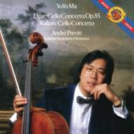 エルガー:チェロ協奏曲、ウォルトン:チェロ協奏曲 ヨーヨー・マ、プレヴィン&ロンドン交響楽団