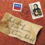 ピアノ・ソナタ全集、即興曲集、楽興の時 アンドラーシュ・シフ(9CD)
