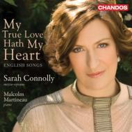 Mezzo-soprano & Alto Collection/My True Love Hath My Heart-english Songs: Connolly(Ms) Martineau(P)