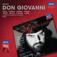 『ドン・ジョヴァンニ』全曲 ショルティ&ロンドン・フィル、ターフェル、フレミング、他(1996 ステレオ)(3CD)