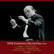 Wagner Orchestral Music, Rimsky-Korsakov Scheherazade, Khachaturian : H.Stein / NNH Symphony Orchestra (1973, 75, 90)(2CD)