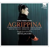 『アグリッピーナ』全曲  ヤーコプス&ベルリン古楽アカデミー(3CD)