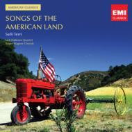 『ソングズ・オブ・ザ・アメリカン・ランド』 サリー・テリー、ロジェ・ワーグナー合唱団