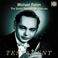 マイケル・レビン スタジオ録音集1954−60(6CD)