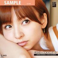 AKB48/篠田 麻里子 / 2012年東京デートカレンダー