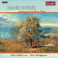 Violin Sonata, 5, 6, Fantasy: Colliard(Vn)Altwegg(P)