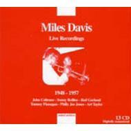Live Recordings 1948-1957 (13CD)
