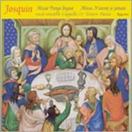 ジョスカン・デ・プレ(1450/55-1521)/Complete Masses Vol.3: Vocal Ensemble Cappella +gregorian Chant