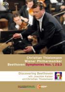 交響曲第1番、第2番、第3番『英雄』 ティーレマン&ウィーン・フィル(+ドキュメンタリー:日本語字幕付)(3DVD)