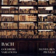 バッハ:ゴルトベルク変奏曲、14のカノン、シュテルツェル:御身がともにあるならば ピエナール(ピアノ)