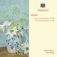 ピアノ協奏曲第20番、第13番、他 カッチェン、マーク&ロンドン新交響楽団、他