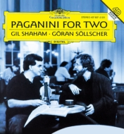 Paganini For Two-Duos For Guitar & Violin: Shaham(Vn)Sollscher(G)