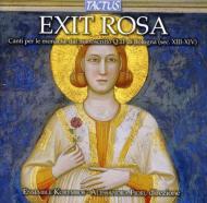 Exit Rosa-chants For The Nuns From Manuscript Q111 Of Bologna: Ensemble Korymbos