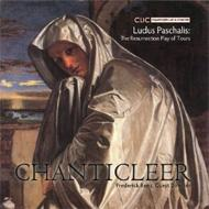 Ludus Paschalis-the Resurrection Play Of Tours: Chanticleer Renz / Medieval Harp Choir Angelorum