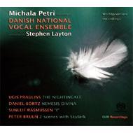The Nightingale: Petri(Rec)Layton / Danish National Vocal Emsemble