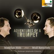 ケルシェック、ヴォルフ(1969-)/Trumpet Adventures Eine Spanische Weihnach: Hofs(Tp) Merse / Hamburg So