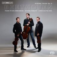 弦楽三重奏曲第2番、第3番、第4番 トリオ・ツィンマーマン