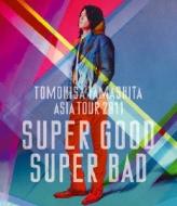 TOMOHISA YAMASHITA ASIA TOUR 2011 SUPER GOOD SUPER BAD (Blu-ray)