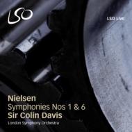 交響曲第1番、第6番『素朴な交響曲』 C.デイヴィス&ロンドン交響楽団