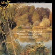 シューベルト:ピアノ五重奏曲『ます』、フンメル:ピアノ五重奏曲 ロンドン・シューベルト・アンサンブル