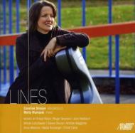 Caroline Stinson: Lines-20th Century Cello Recital
