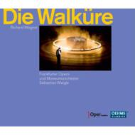 『ワルキューレ』全曲 ヴァイグレ&フランクフルト歌劇場、ウェストブローク、ステンスフォルト、他(2010 ステレオ)(4CD)