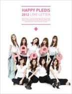 Happy Pledis 2012 Love Letter (+good)