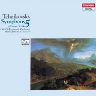 交響曲第5番 マリス・ヤンソンス&オスロ・フィル
