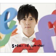 sense of wonder (CD+DVD)